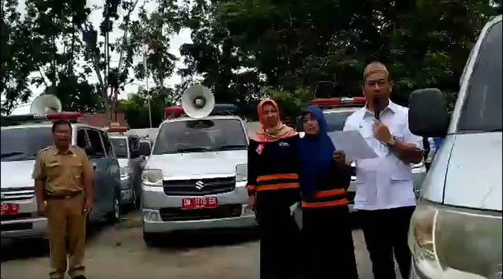 Bupati Bone Bolango Hamim Pou kampaye antisipasi DBD