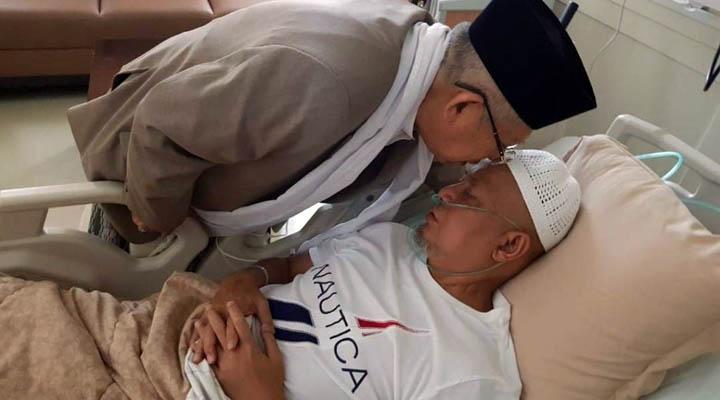 Arifin Ilham, Ma'ruf Amin