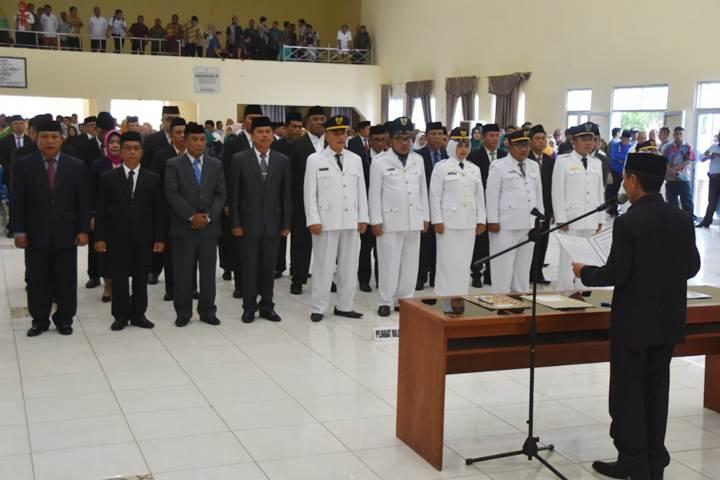 Mutasi Pejabat Kabupaten Gorontalo
