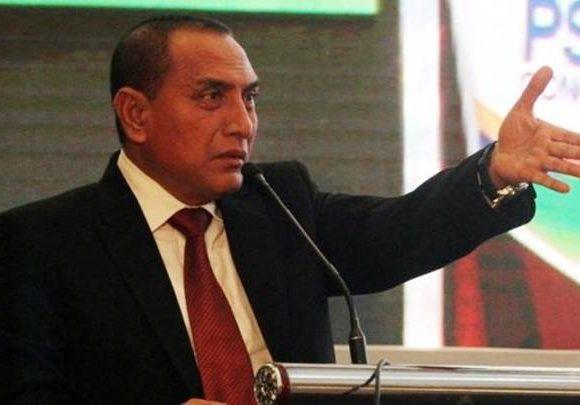 Ketua Umum PSSI, Edy Rahmayadi. FOTO/Dok. PSSI