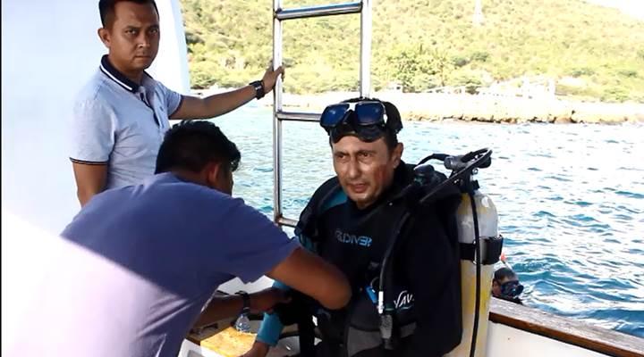 Spot Diving Gorontalo