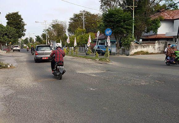 Jl. Jhon A Katili (eks Andalas) Kota Gorontalo