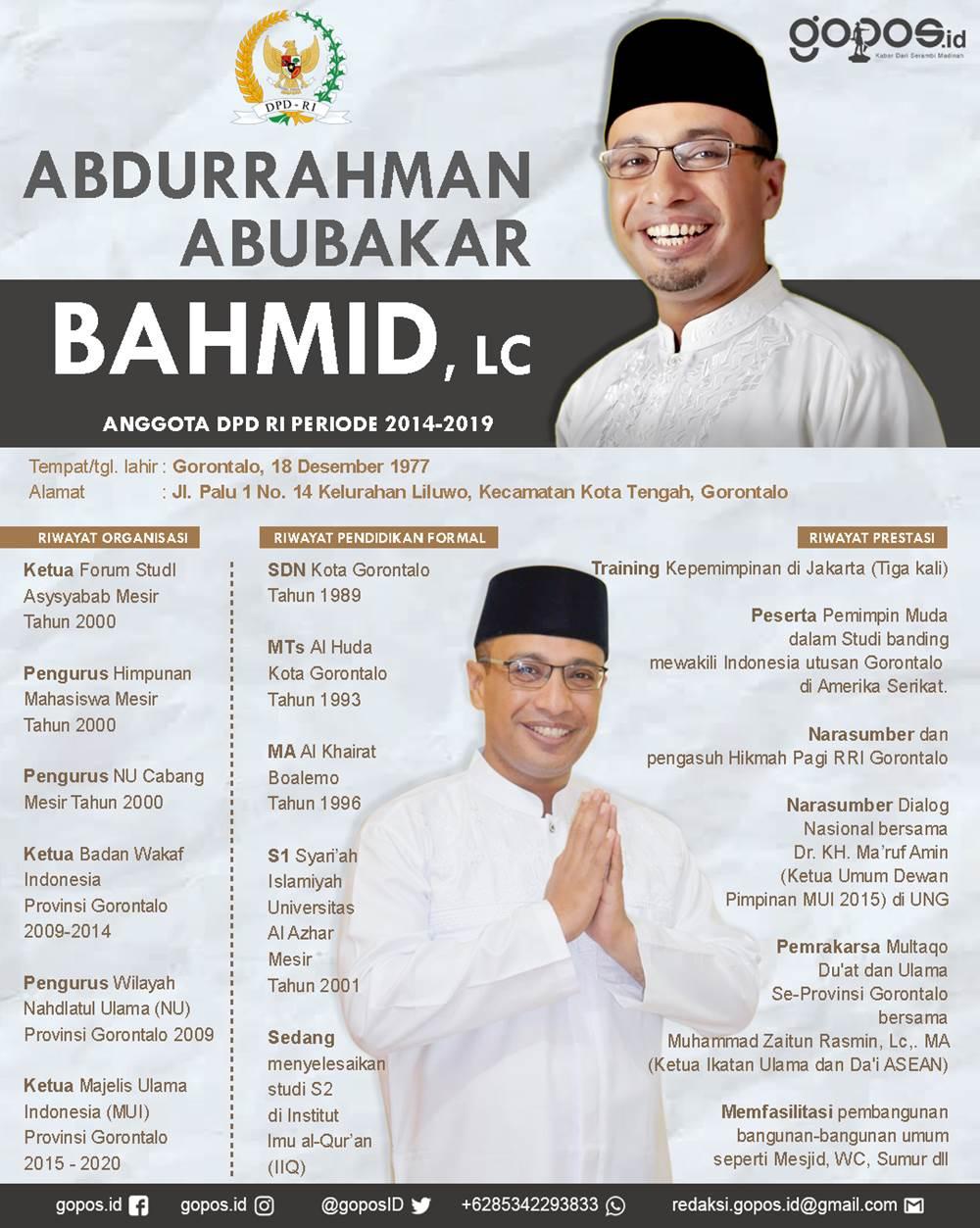 Abdurrahman Abubakar Bahmid