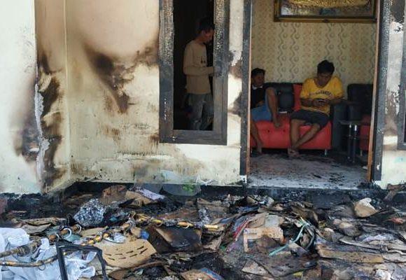 Kebakaran Kabupaten
