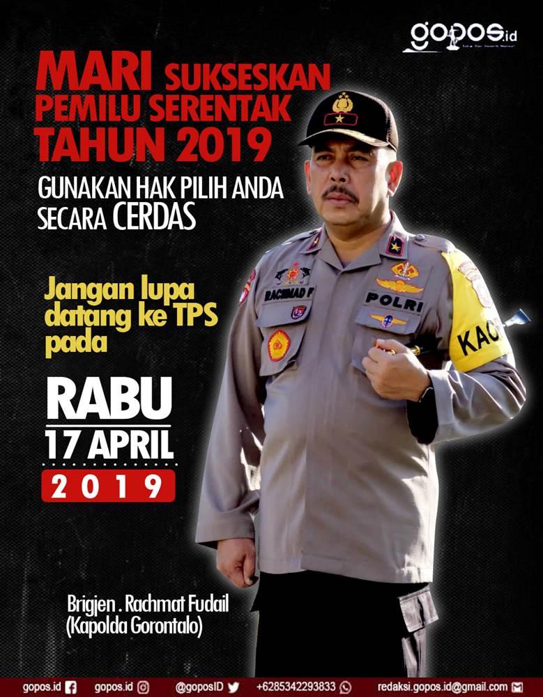 Brigjen Pol Drs Rachmad Fudail MH