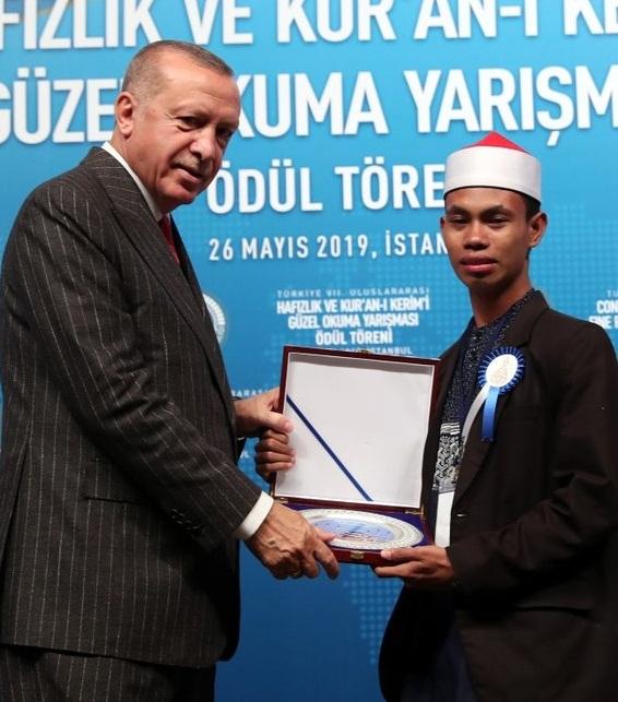 MTQ Internasional Turki