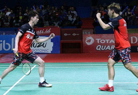 Turnamen badminton Blibli Indonesia Open 2019