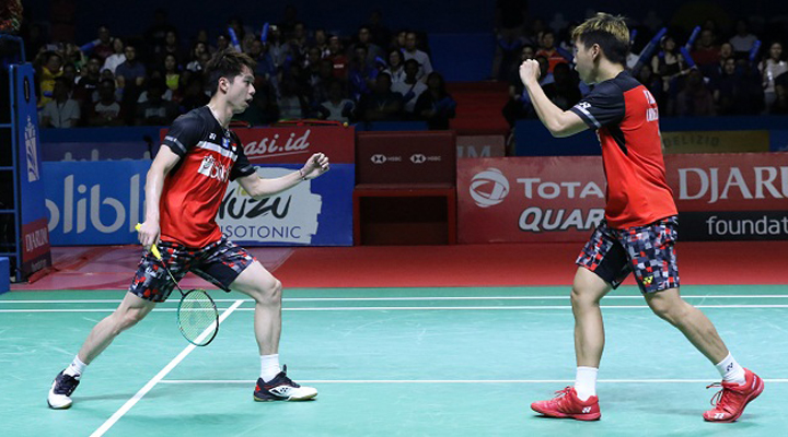 Turnamen badminton Blibli Indonesia Open 2019