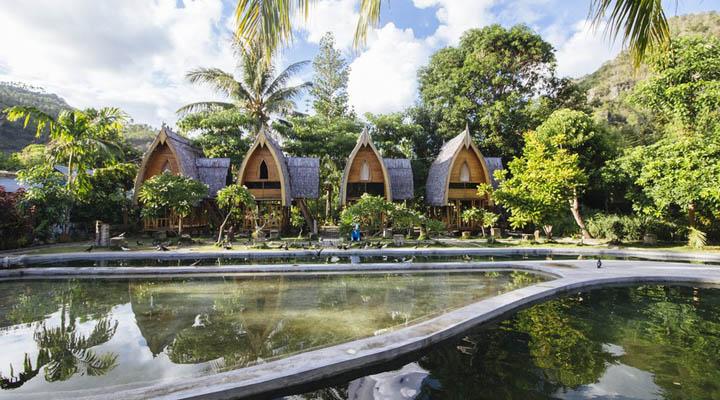 Desa Adat Bubohu di Desa Bongo, Kecamatan Batudaa Pantai, Kabupaten Gorontalo