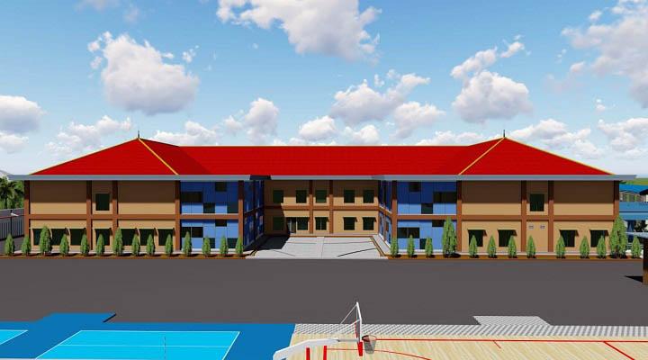 Desain Rumah Sakit Bhyangkara