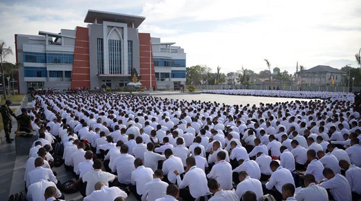 Mahasiswa Baru Universitas Negeri Gorontalo (UNG)