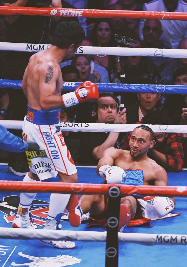 Tinju WBA Super Pacquaio vs Thurman