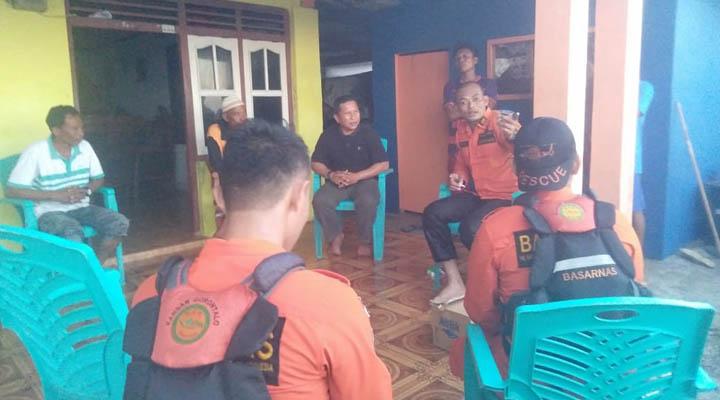 Nelayan Gorontalo Hilang Melaut