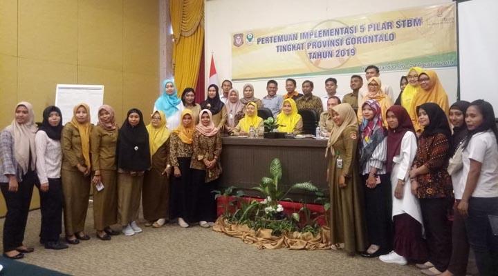 Pertemuan Lima PIlar Sanitasi Total Berbasis Masyarakat