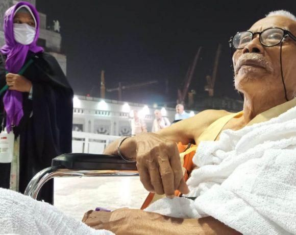 Jamaah haji Gorontalo yang meninggal di Makkah