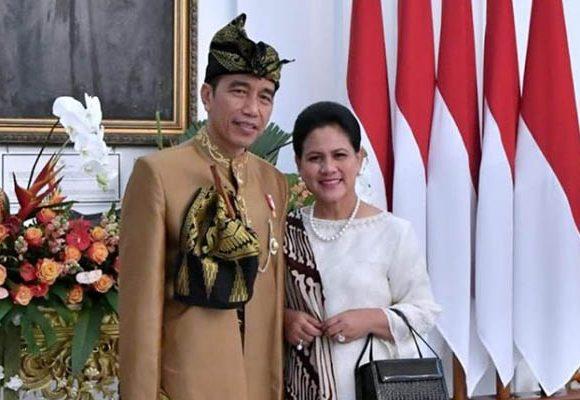 Pidato presiden Joko Widodo tentang Gaji 13