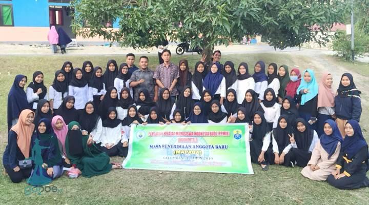 Mahasiswa Buol Gorontalo
