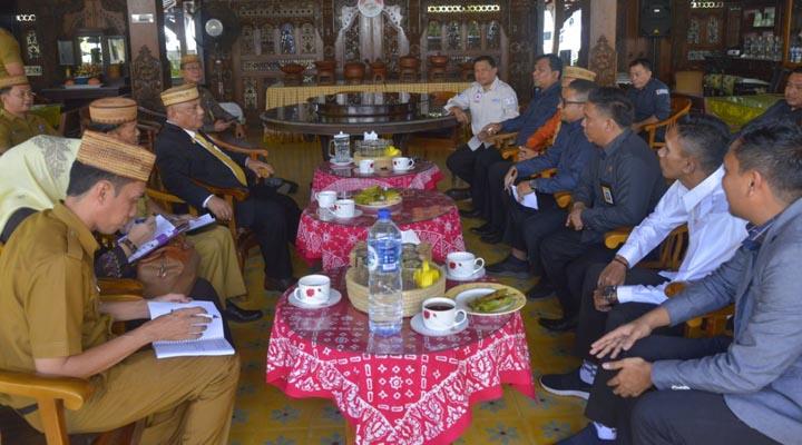 Pertemuan Pembahasan Anggaran Pilkada