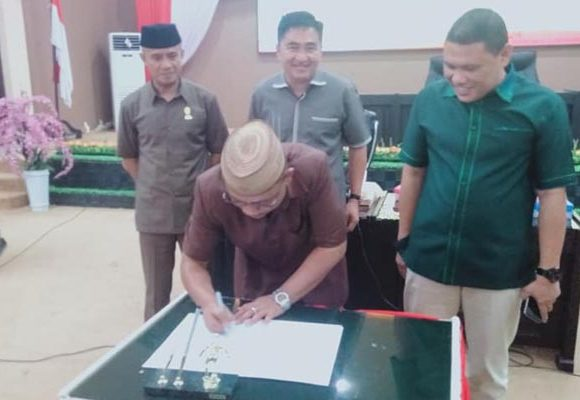 Pimpinan DPRD Kota Gorontalo