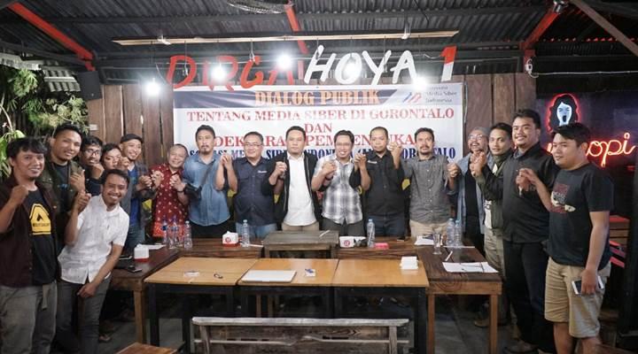 Pembentukan AMSI Gorontalo