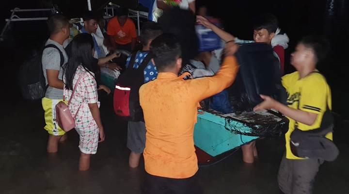 Kecelakaan Laut Kwandang