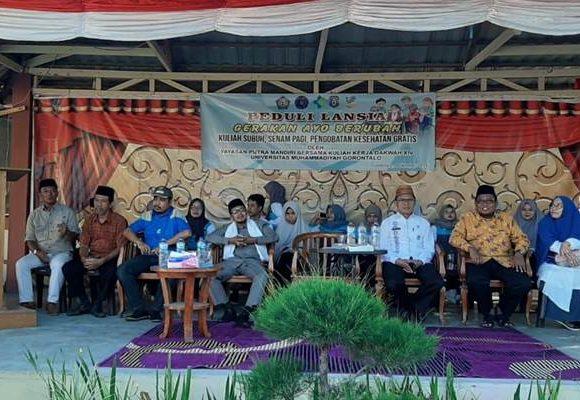 Hari Lansia di Gorontalo