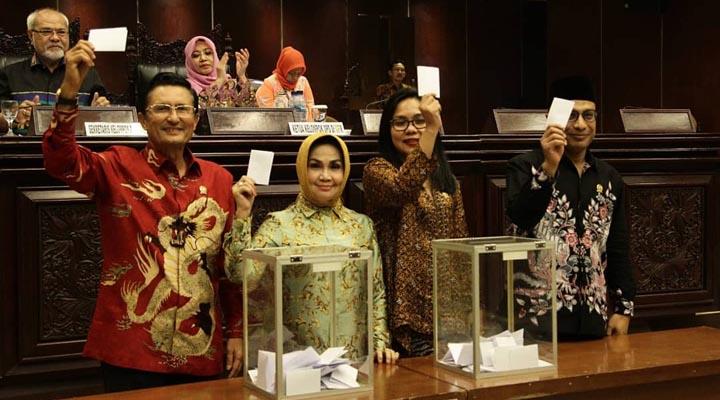 Fadel Muhammad Bidik Ketua MPR