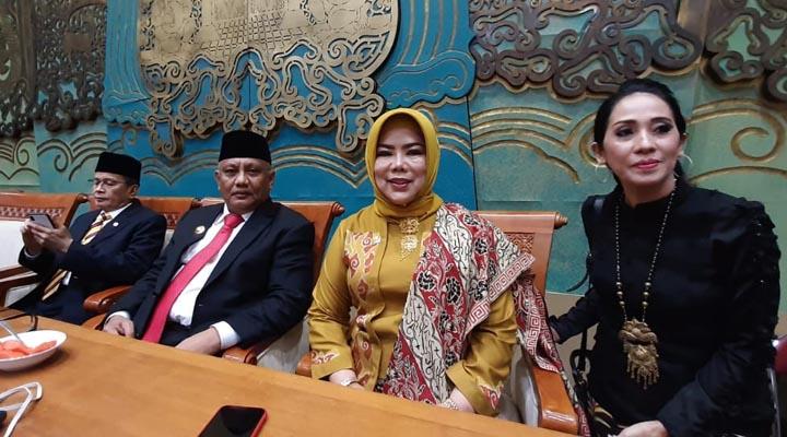 Gubernur Gorontalo Rusli Habibie
