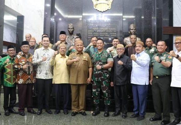 Secaba Gorontalo dan TNI