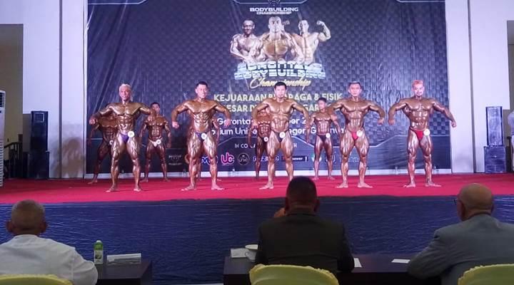 Kejuaraan Body Bulding Gorontalo