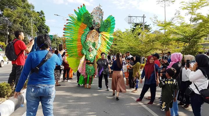 Karnaval Karawo Gorontalo