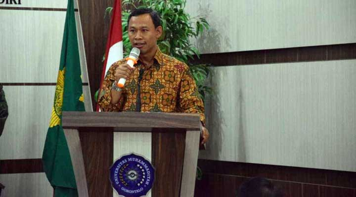 Anggota KPU RI Pramono Ubaid menekankan pentingnya peran perguruan tinggi bagi pendidikan politik masyarakat