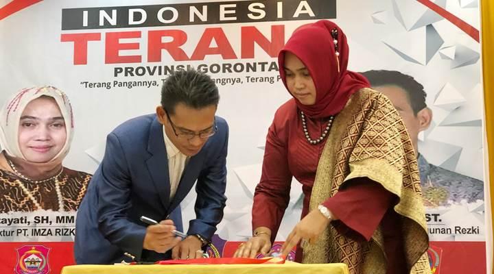 Lauching Indonesi Terang