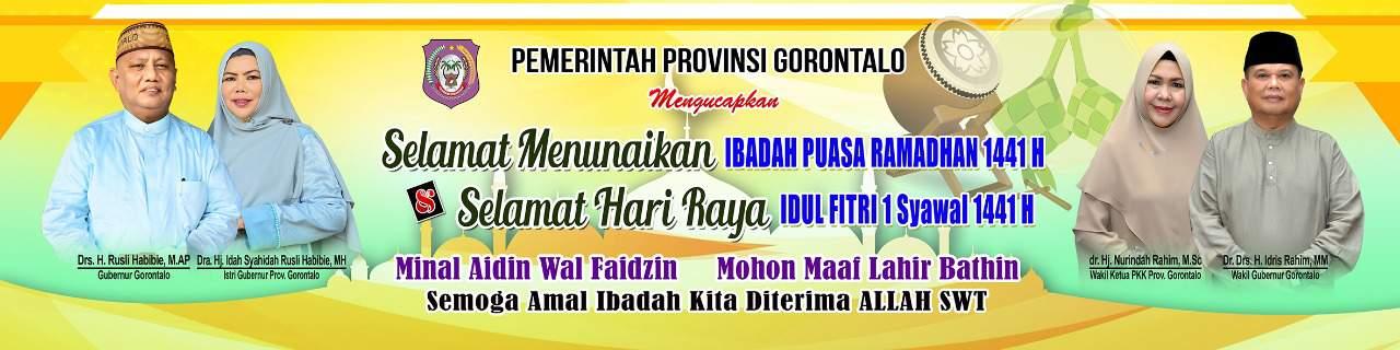 ramadan 1441 H pemprov gorontalo