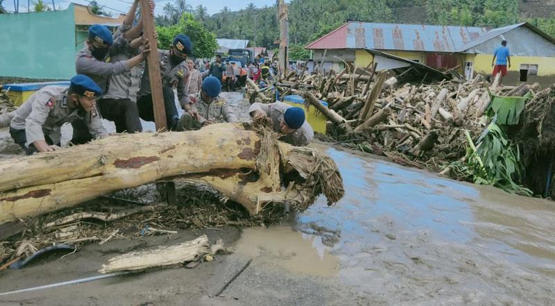 Banjir Bone Pesisir