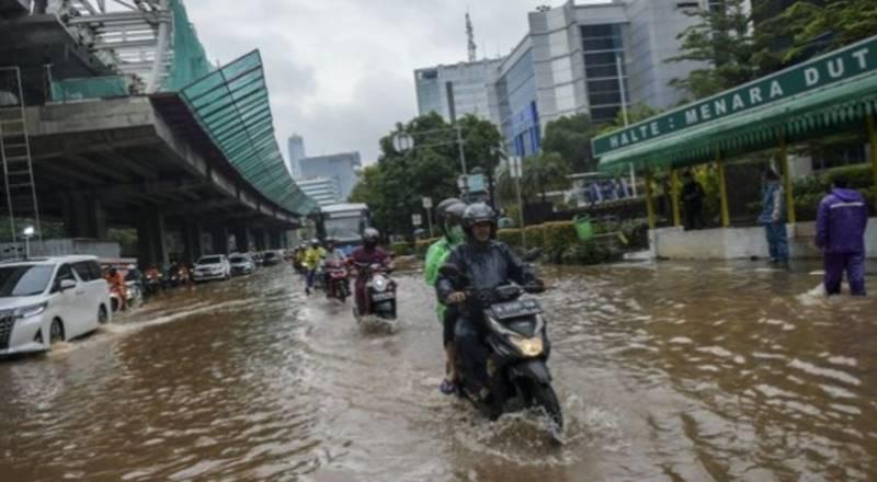 Sejumlah Wilayah Di Jakarta Banjir Gopos Id